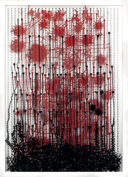 K Visual No. 10 - GIla Abutalebi