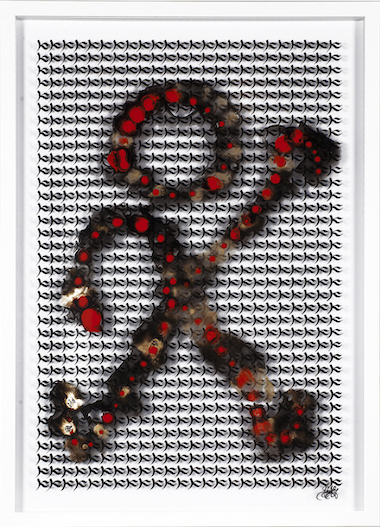 K Visual No. 46 - Gila Abutalebi