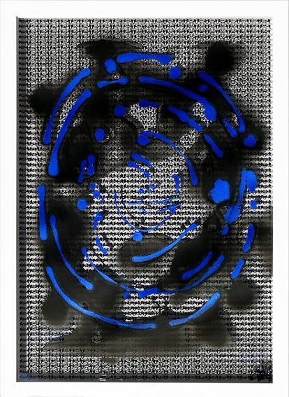 K Visual No. 69 - Gila Abutalebi